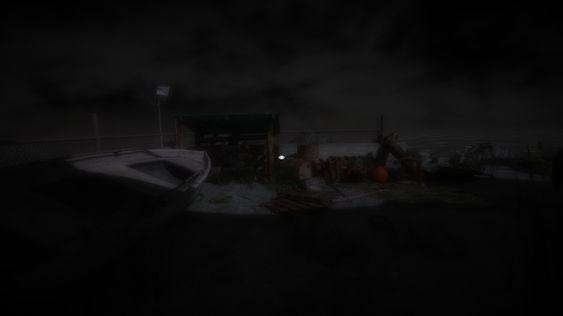 Montague's Mount er et veldig mørkt og dystert spill.
