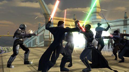 Star Wars: Knights of the Old Republic II er nå å finne på blant annet Steam.