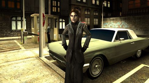 Vampire: The Masquerade - Bloodlines.