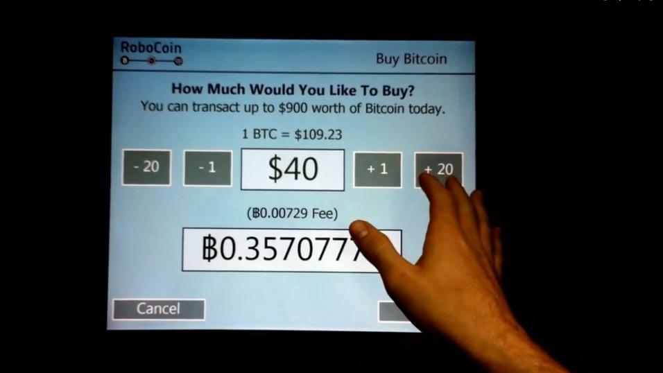 Dette er verdens første Bitcoin-minibank