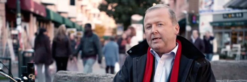 One Call-sjef Øistein Eriksen kan nok en gang slå seg på brystet over resultatene av Epsi-undersøkelsen.