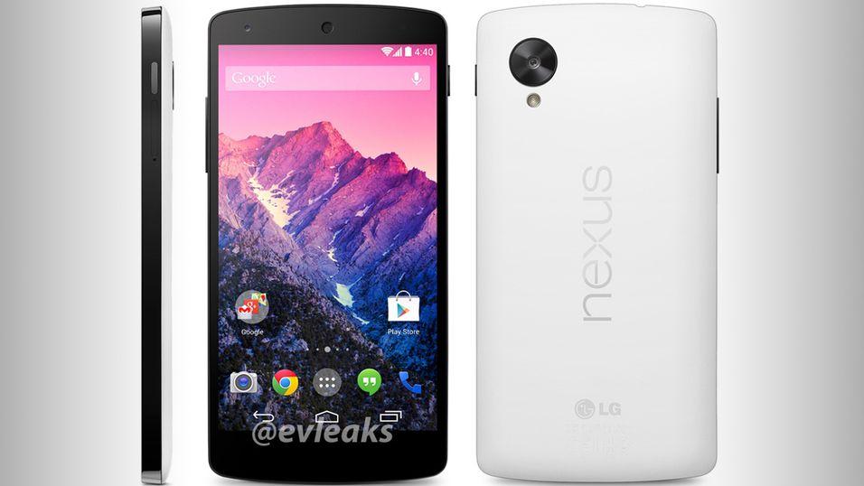 – Dette er datoen til Nexus 5