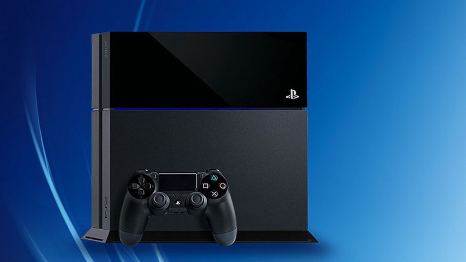 PlayStation 4.