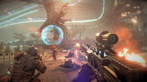 Killzone: Shadow Fall er blant spillene du kan spille ved lansering.