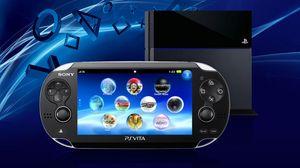 Sammenkoblingen mellom PlayStation 4 og PS Vita vil ikke fungere før oppdatering.
