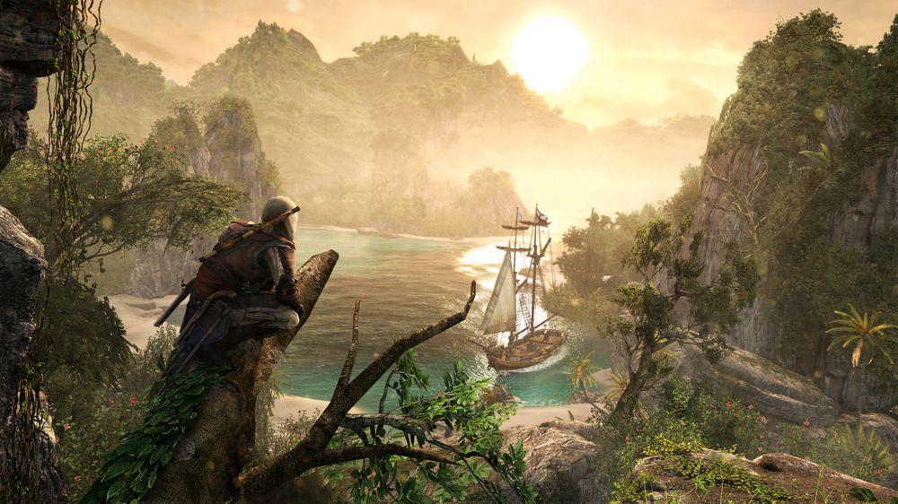 Assassin's Creed IV lar seg inspirere av ting som har skjedd i verdenshistorien.