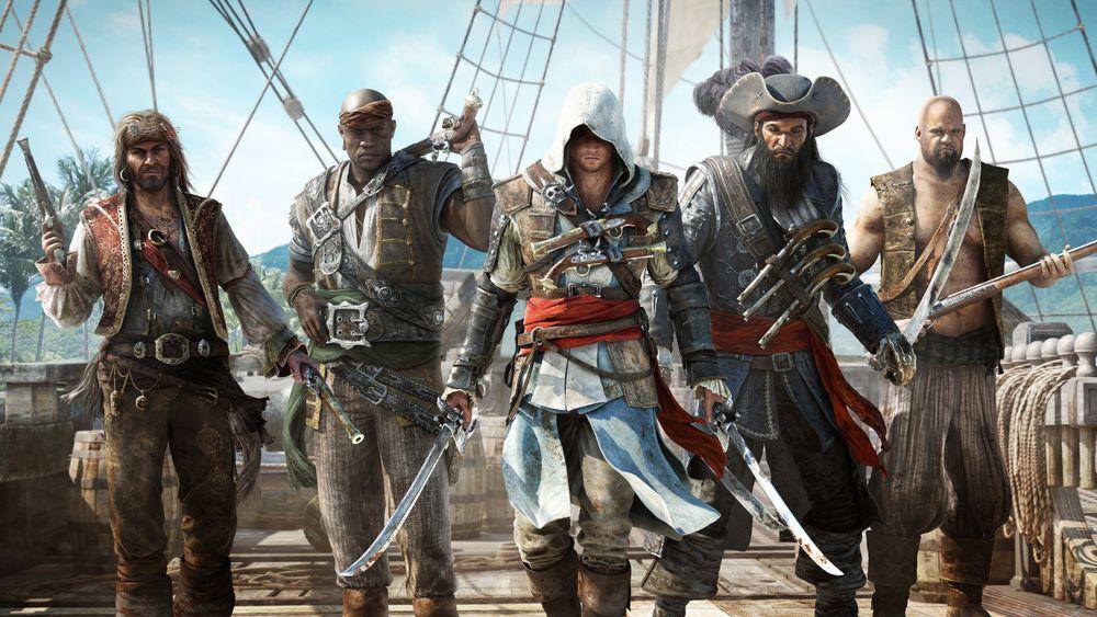 ANMELDELSE: Assassin's Creed IV: Black Flag