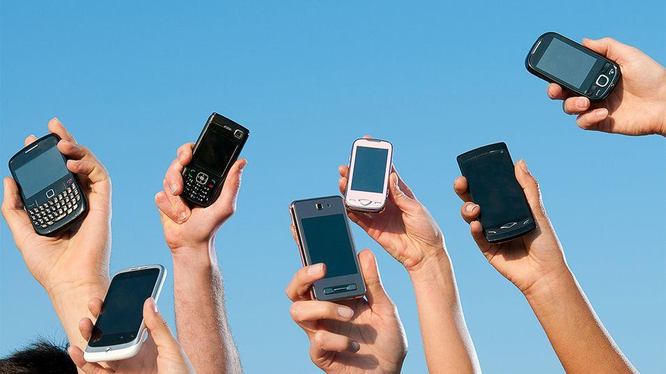 Disse mobilmerkene er størst