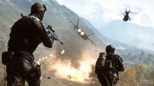 Battlefield 4 ble lansert 1. november.