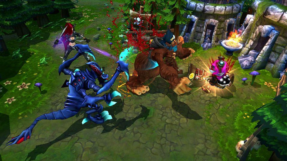 E-SPORT: League of Legends-kvalifiseringer plages av nettangrep