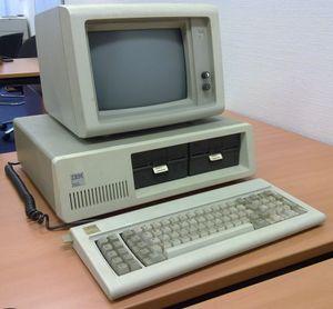 IBM PC 5150.