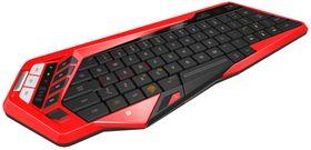 Tastaturet kommer i flere farger.