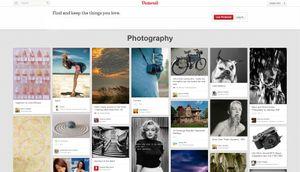 Getty samarbeider med Pinterest om å få på plass riktig bildeakkreditering.