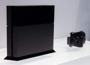 PlayStation 4 kommer.