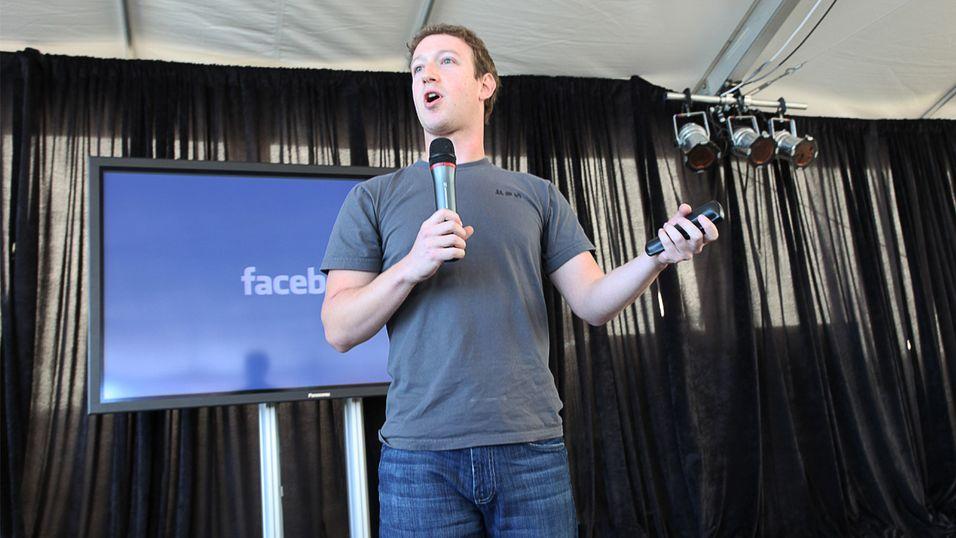 Facebook vil spore musepekeren din