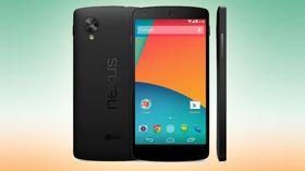 Google og LGs nye Nexus 5-telefon er den første som benytter den nye Android 4.4 KitKat-versjonen.