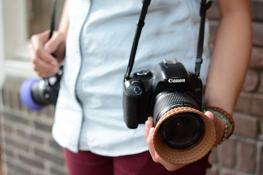 Har du et behov for å gjøre kameraet ditt mer unikt kan kanskje disse solblenderne være noe for deg.