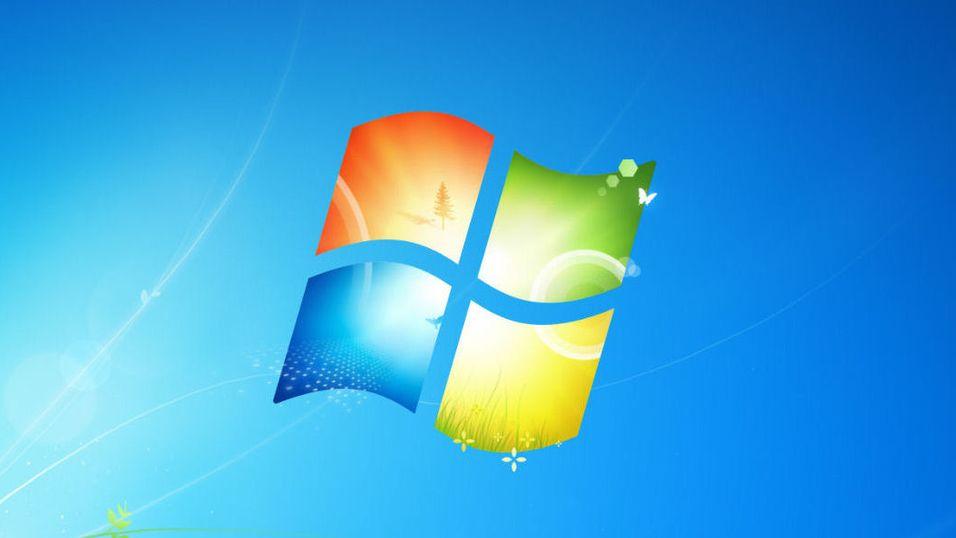 Over halve verden kjører Windows 7