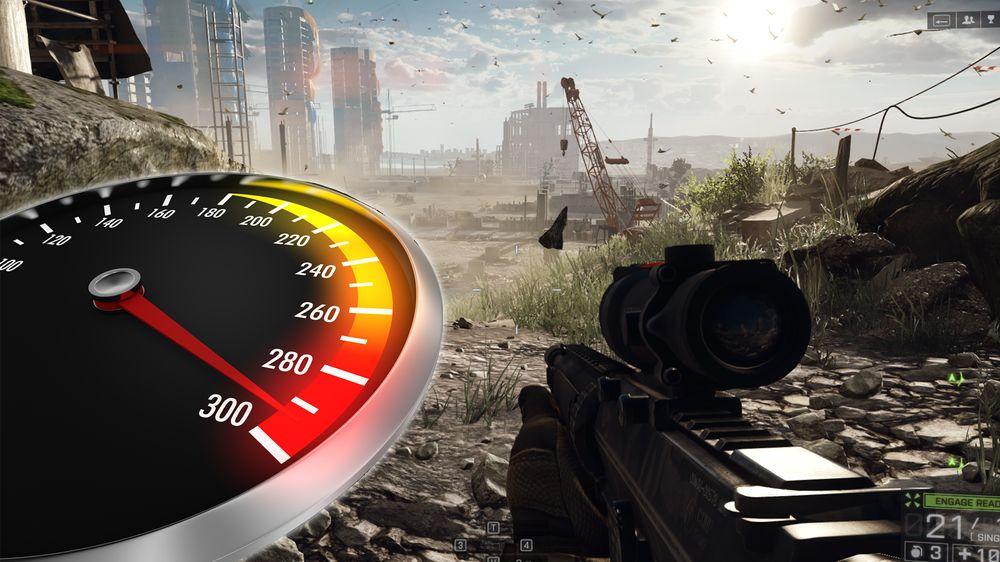 GUIDE: Det nye Battlefield-spillet byr på griselekker grafikk