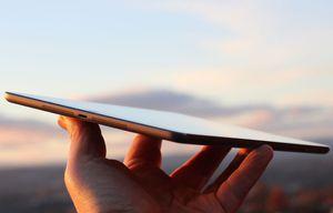 iPad Air er ingen lettvekter i ytelsestester.