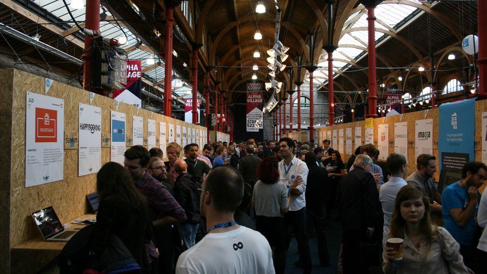 Kampen for å synes er tøff på Web Summit Dublin - tusenvis av gründerbedrifter kjemper om å bli den neste suksesshistorien.