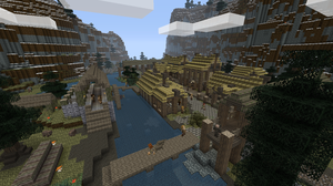 Minecraft: Xbox 360 Edition får Skyrim-tillegg.