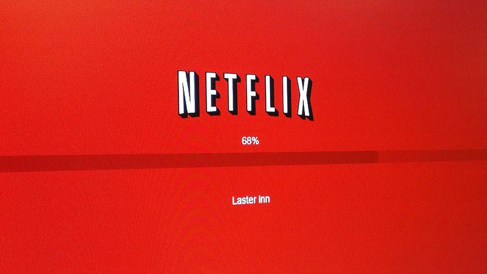 Netflix begynner testingen av 4K