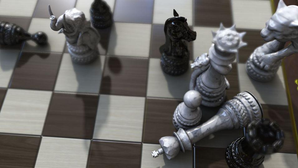 Sjakk får oppfølger