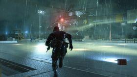 Regn og uvær får i stor rolle i neste Metal Gear Solid.