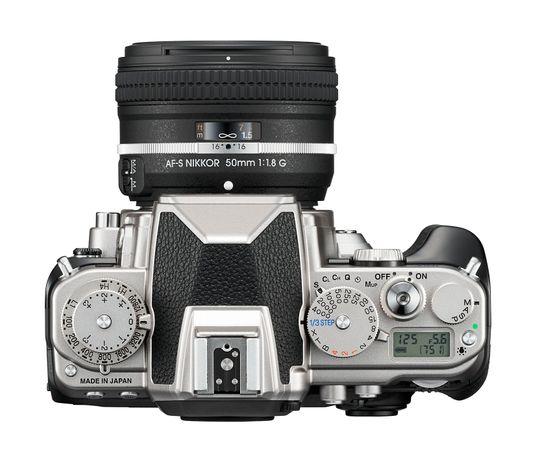 Retro, retro og retro. Nikon Df.