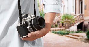 Nikon Df Nostalgisk fullformat fra Nikon