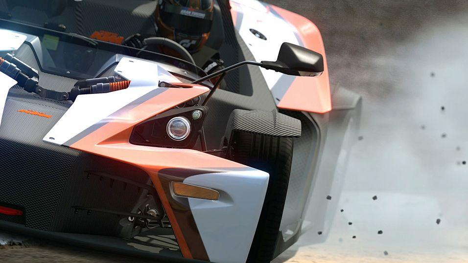 Gran Turismo 6 byr på 1200 biler