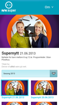 NRK Super.