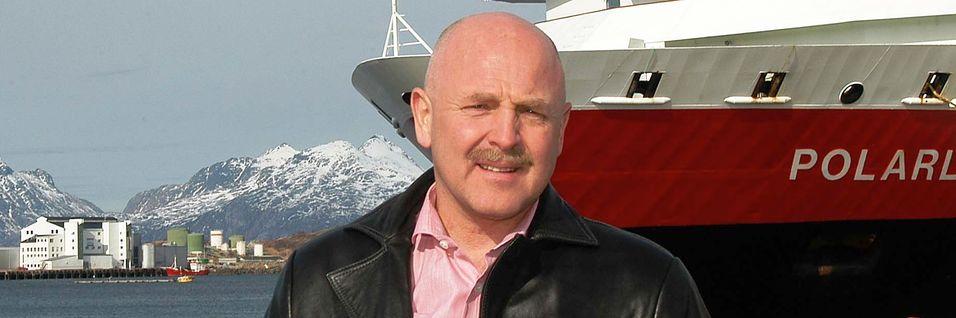Administrerende direktør Hans Larsen i Signal har foreløpig ikke fått nye eiere på plass.