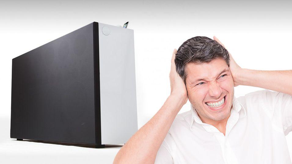 Verdens største iPod-høyttaler blåser deg av banen