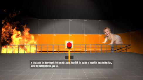 Det beryktede baby-spillet!