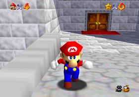 Forskerne brukte Super Mario 64 som utgangspunkt i prosjektet sitt.