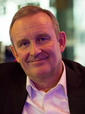 Ole Vinje, CEO i Komplett.