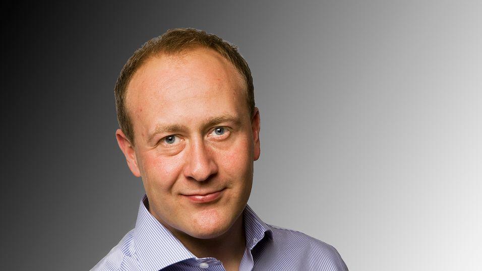 Øyvind Vederhus, kommunikasjonsdirektør i NetCom.