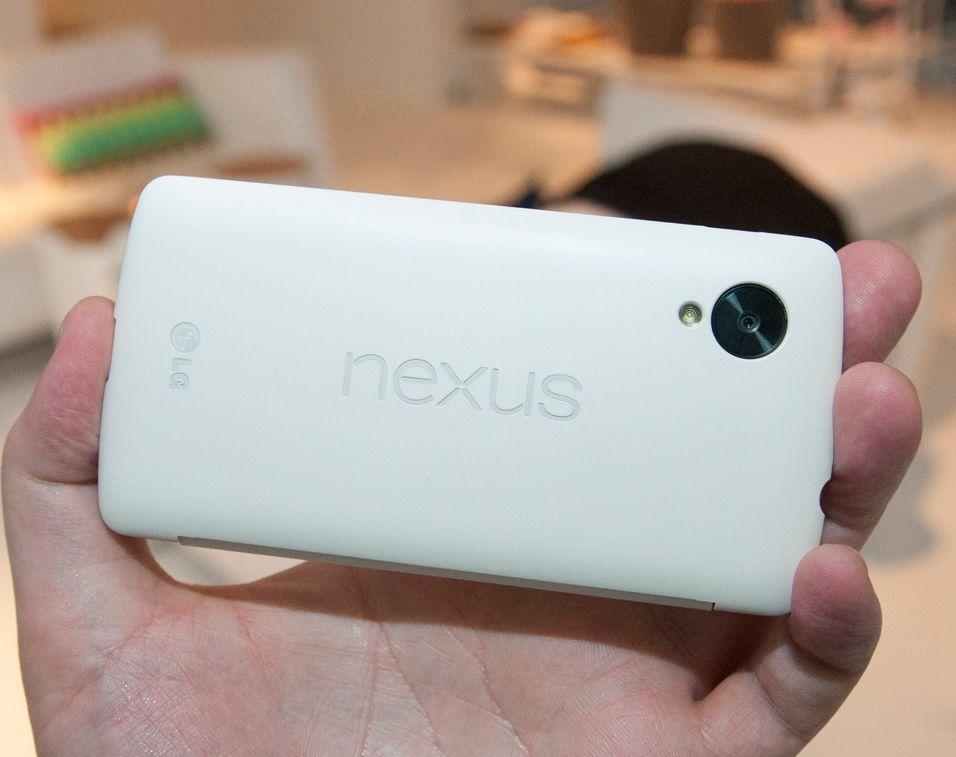 Nå har Google fikset kameraet på Nexus 5