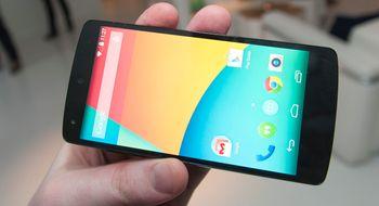 LG/Google Nexus 5 Ren Android har blitt spennende igjen