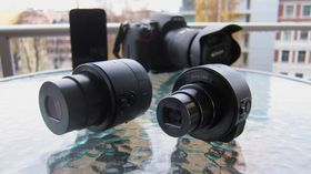 Vil mobilkameraet fortrenge alt annet enn avanserte systemkameraer og spesialkameraer som Sonys QX-familie?