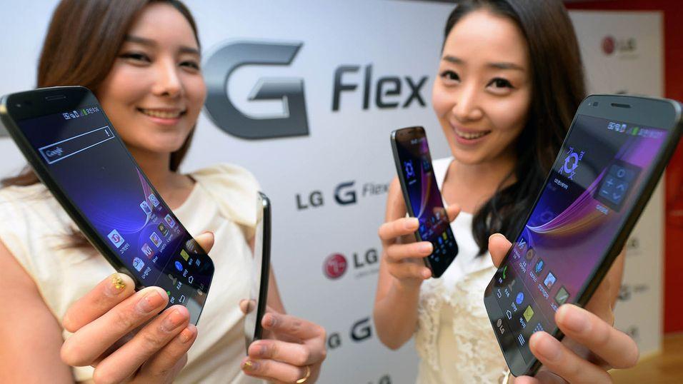 LGs buede mobil kommer til Europa