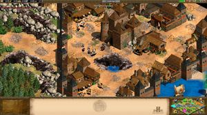 Age of Empires II HD: The Forgotten utvider spillet.