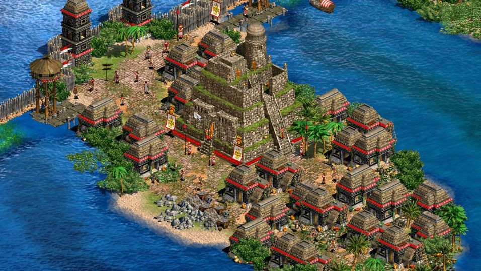 Age of Empires II blir enda større.