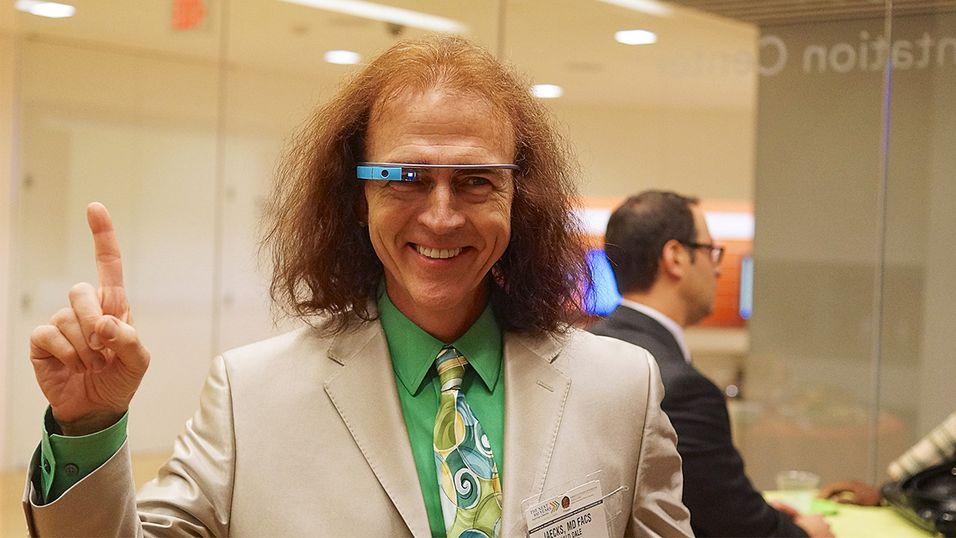 Nå kan du kjøpe Google Glass på nett
