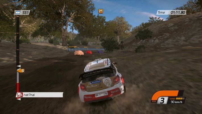 WRC FIA World Rally Championship 4