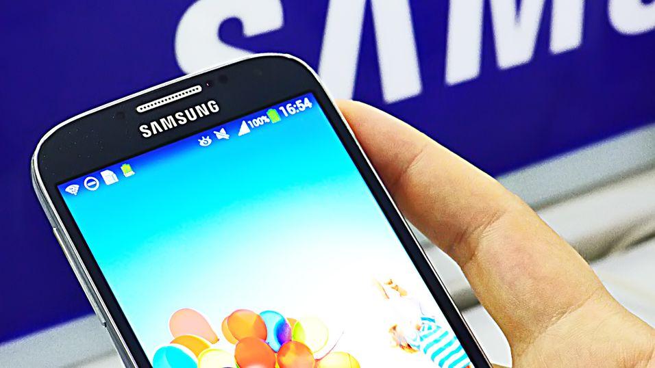 """Samsung dropper omstridt """"benchmark booster"""""""