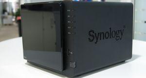 Test: Synology DiskStation DS414