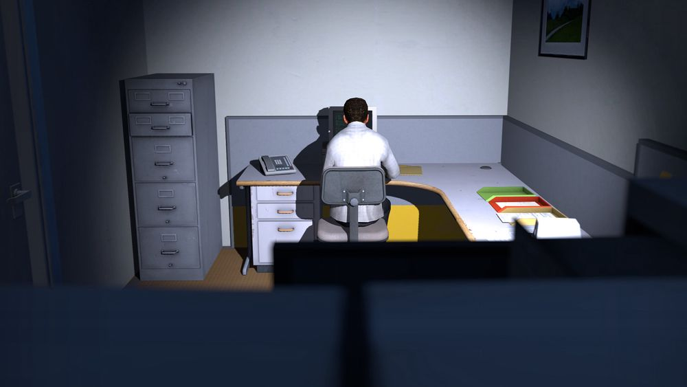 ANMELDELSE: The Stanley Parable